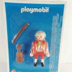 Playmobil: FIGURA WOLFGANG AMADEUS MOZART PLAYMOBIL ALTAYA. Lote 165965686