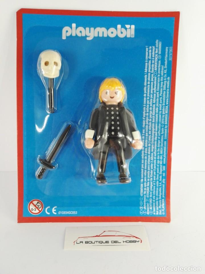 FIGURA WILLIAM SHAKESPEARE PLAYMOBIL ALTAYA (Juguetes - Playmobil)