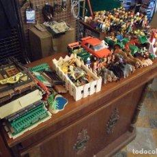 Playmobil: GRAN LOTE DE 6 KG - PLAYMOBIL , FAMOBIL , GEOBRA - 1974 1981 1986. Lote 161804374