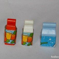 Playmobil: PLAYMOBIL MEDIEVAL ZUMOS, COMESTIBLE, MERCADO. Lote 161806538