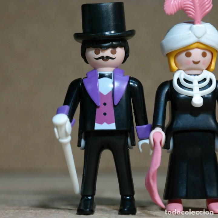 Playmobil: Playmobil Victoriano Sr y Sra Grenfell Duo Custom - Foto 2 - 161853434