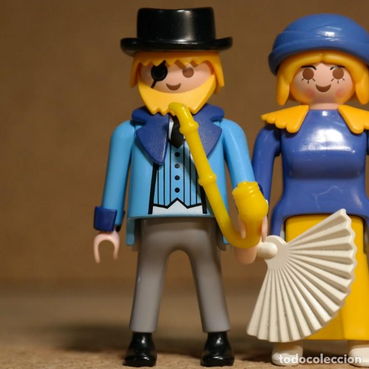 Playmobil: Playmobil Victoriano Sr y Sra Every Duo Custom - Foto 2 - 161853486