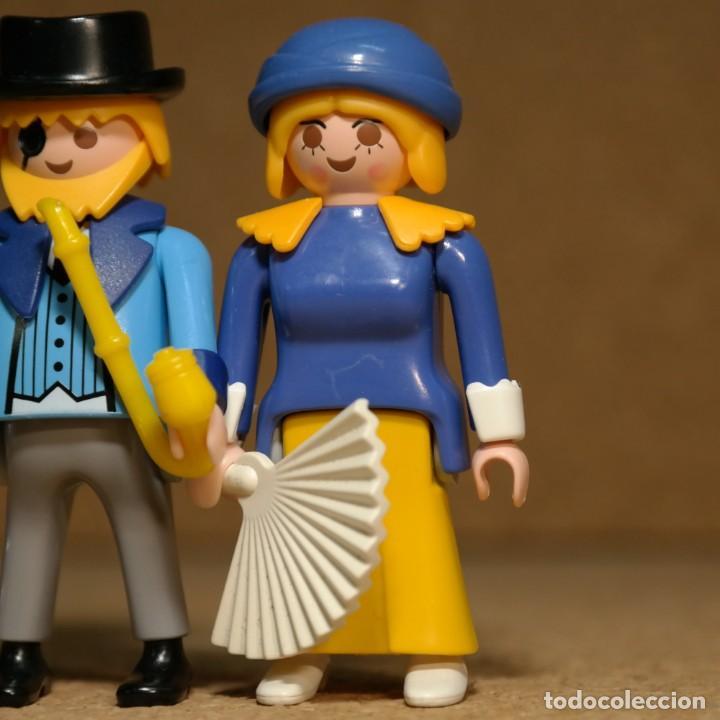 Playmobil: Playmobil Victoriano Sr y Sra Every Duo Custom - Foto 3 - 161853486