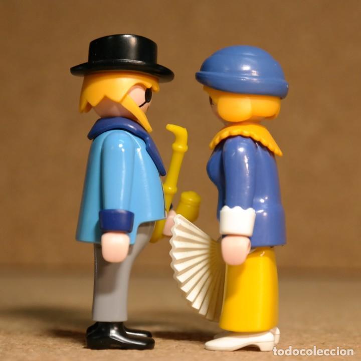 Playmobil: Playmobil Victoriano Sr y Sra Every Duo Custom - Foto 4 - 161853486