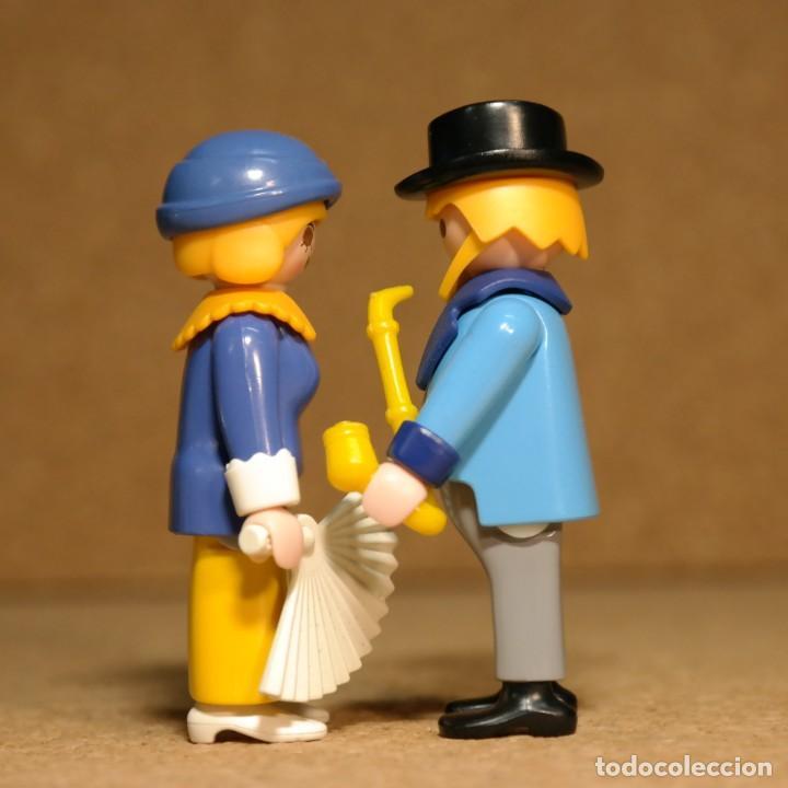 Playmobil: Playmobil Victoriano Sr y Sra Every Duo Custom - Foto 5 - 161853486