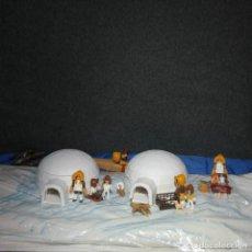 Playmobil: PLAYMOBIL PAIS DE LOS ESQUIMALES, CUSTOM. Lote 161855598