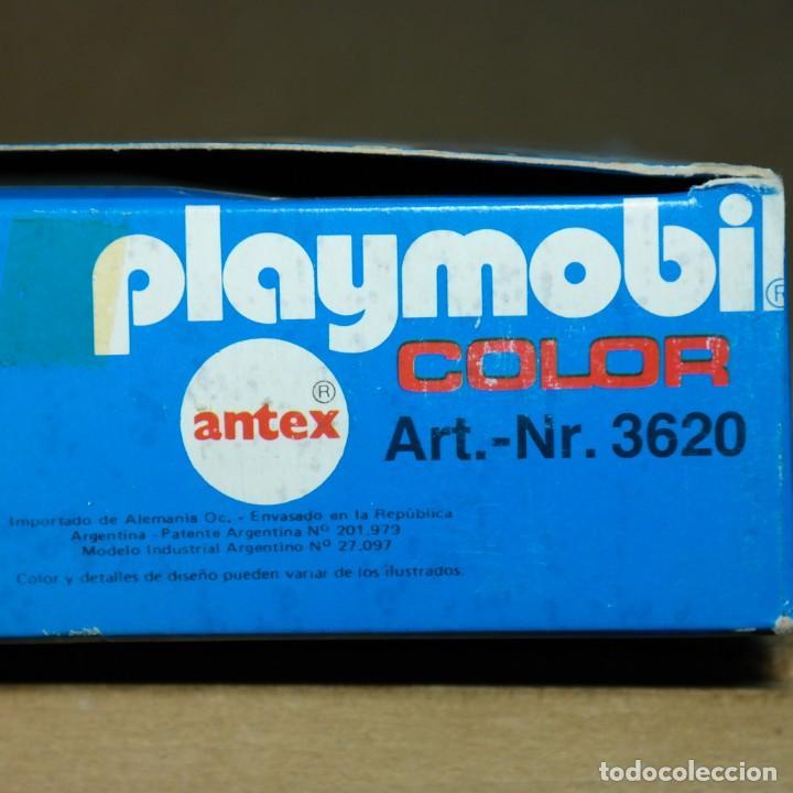 Playmobil: Playmobil Color ref. 3620 completo con caja , sin colorear , Guerreros indios con totem - Foto 11 - 162326782