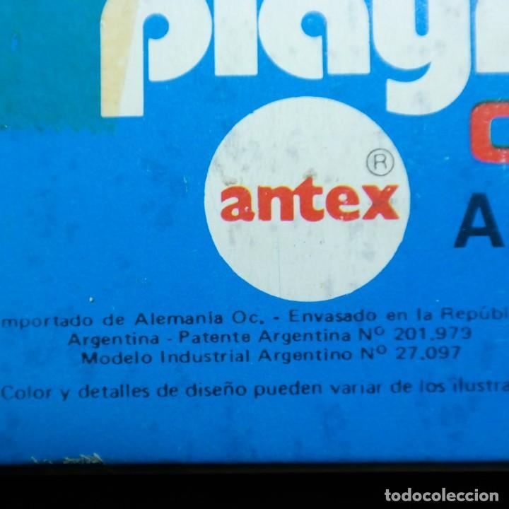 Playmobil: Playmobil Color ref. 3620 completo con caja , sin colorear , Guerreros indios con totem - Foto 12 - 162326782