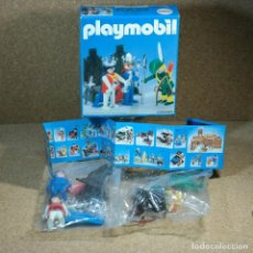 Playmobil: PLAYMOBIL REF. 3568 COMPLETO CON CAJA , NUEVO, CORTE REAL, REINA REY ARQUERO, ÉPOCA MEDIEVAL. Lote 162429542