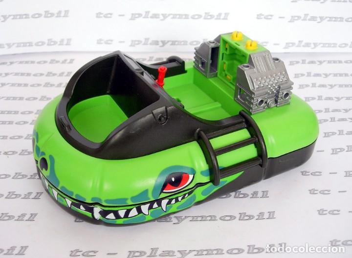 PLAYMOBIL 6512 HOVERCRAFT LANCHA NEUMÁTICA (Juguetes - Playmobil)