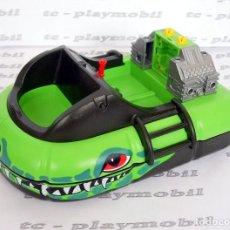 Playmobil: PLAYMOBIL 6512 HOVERCRAFT LANCHA NEUMÁTICA. Lote 162485334