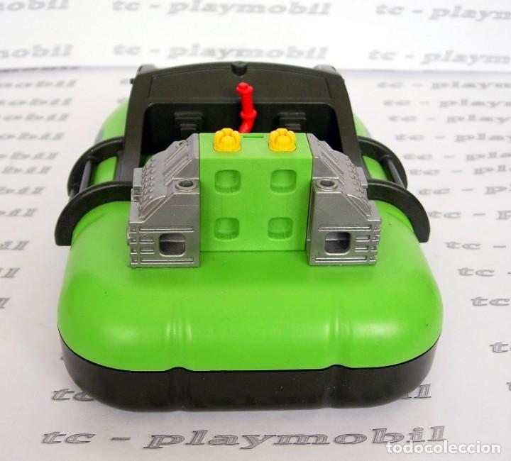 Playmobil: PLAYMOBIL 6512 Hovercraft Lancha neumática - Foto 3 - 162485334