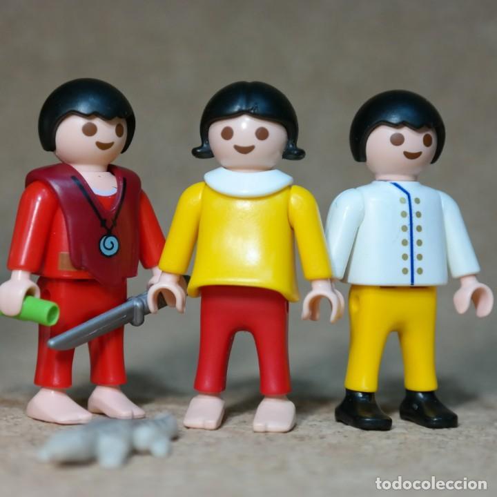 Playmobil: Playmobil Familia mexicana Sanches , western lejano oeste , mexicano , custom - Foto 3 - 162490894