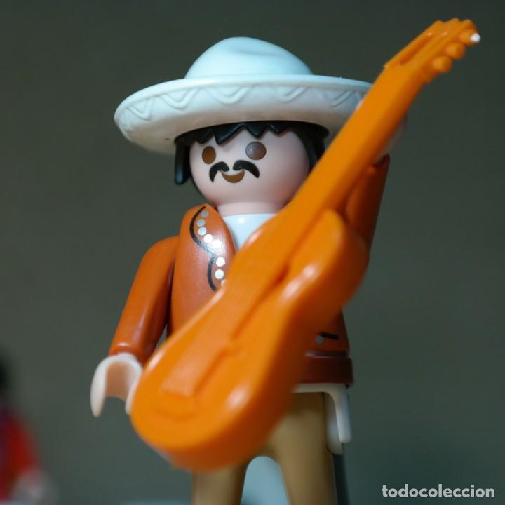 Playmobil: Playmobil Familia mexicana Sanches , western lejano oeste , mexicano , custom - Foto 8 - 162490894