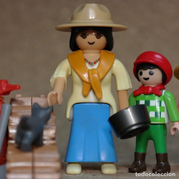 Playmobil: Playmobil familia Foley , lejano oeste western , Custom . - Foto 3 - 162492166
