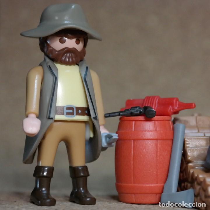 Playmobil: Playmobil familia Foley , lejano oeste western , Custom . - Foto 4 - 162492166