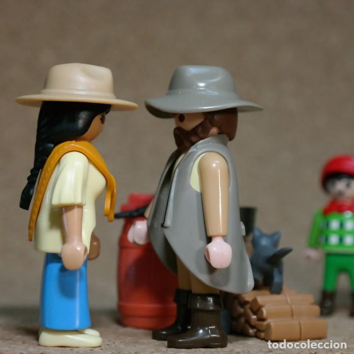 Playmobil: Playmobil familia Foley , lejano oeste western , Custom . - Foto 5 - 162492166