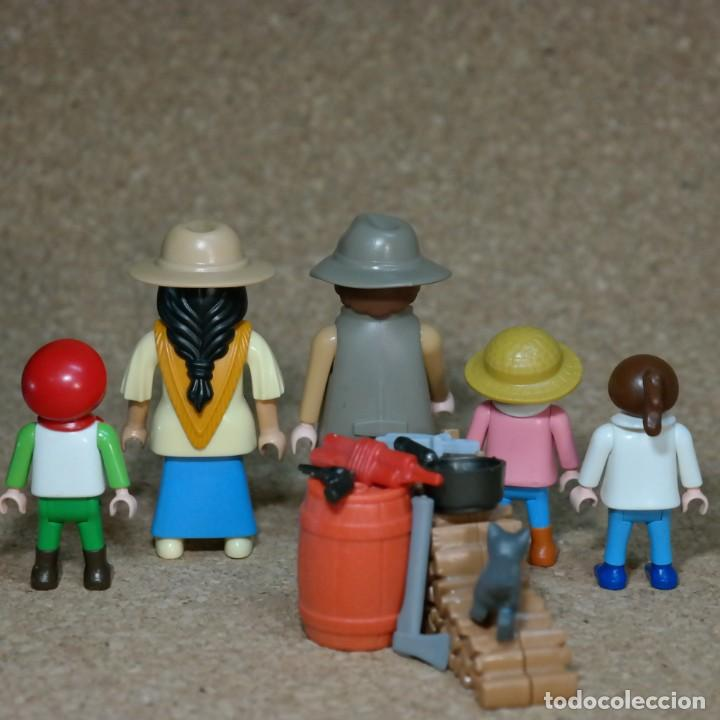 Playmobil: Playmobil familia Foley , lejano oeste western , Custom . - Foto 7 - 162492166