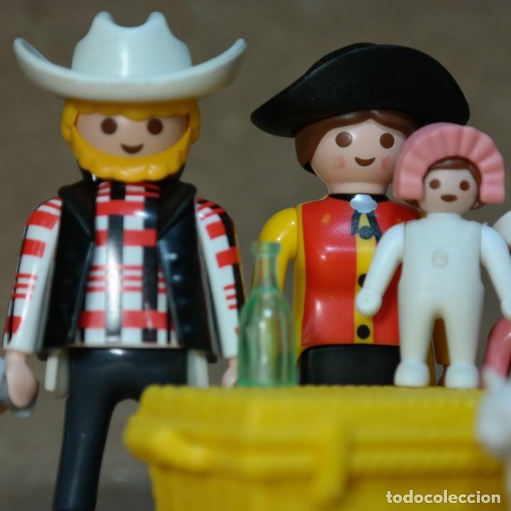 Playmobil: Playmobil familia McLoughlin , lejano oeste western , Custom . - Foto 2 - 162493838