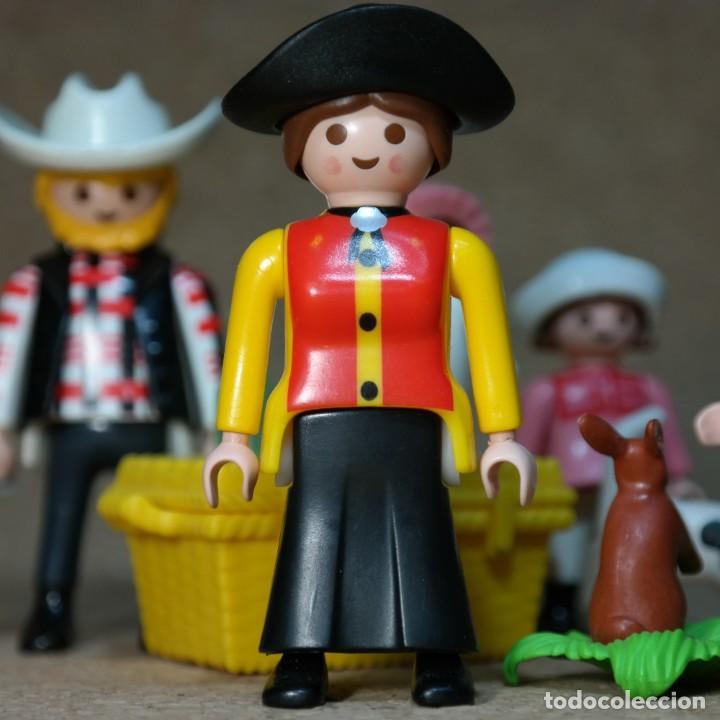 Playmobil: Playmobil familia McLoughlin , lejano oeste western , Custom . - Foto 5 - 162493838