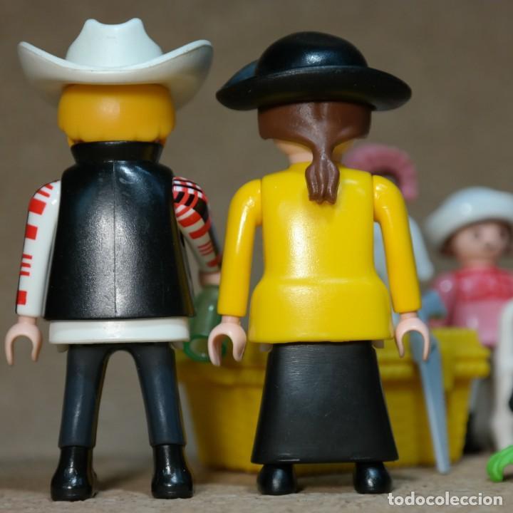 Playmobil: Playmobil familia McLoughlin , lejano oeste western , Custom . - Foto 6 - 162493838