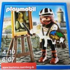 Playmobil: PLAYMOBIL 6107 ESPECIAL DURERO MEDIEVAL (ZCETA). Lote 162503782