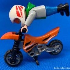 Playmobil: PLAYMOBIL - CUSTOM MOTOCROSS . Lote 162870598