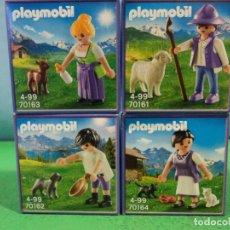 Playmobil: PLAYMOBIL MILKA-70161-70162-70163-70164-EDICION LIMITADA-ARTICULO DE COLECCION. Lote 163311014