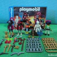 Playmobil: PLAYMOBIL- 3939 -PIRATAS-BARCO PIRATA-COMO NUEVO.COMPLETO. Lote 163318134