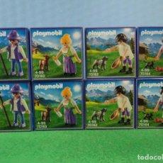 Playmobil: PLAYMOBIL- 8 CAJAS-MILKA-70161-70162-70163-70164-EDICION LIMITADA-ARTICULO DE COLECCION. Lote 163396122