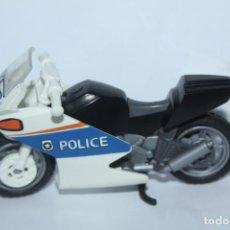 Playmobil: PLAYMOBIL MEDIEVAL MOTO DE POLICIA. Lote 281772358