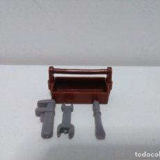 Playmobil: PLAYMOBIL CAJA HERRAMIENTAS TALLER. Lote 163754158