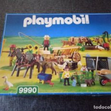 Playmobil - SET GRANJA PLAYMOBIL REFERENCIA 9990 AÑO 1999 - 163828958