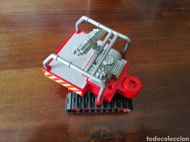 PLAYMOBIL CIUDAD MAQUINARIA VEHÍCULO ORUGA (Juguetes - Playmobil)
