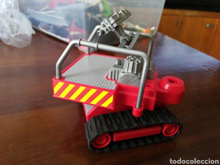 Playmobil: Playmobil ciudad maquinaria vehículo oruga - Foto 2 - 164478894