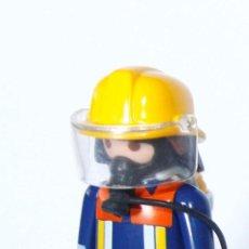 Playmobil: PLAYMOBIL MEDIEVAL FIGURA BOMBERO. Lote 164624934
