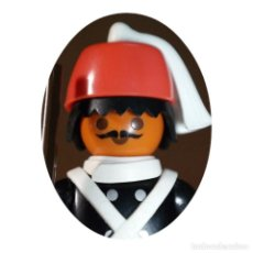 Playmobil: PLAYMOBIL SOLDADO AHMED , SOLDADO OFICIAL GUERRA , CUSTOM. Lote 164639646