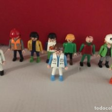 Playmobil: LOTE FIGURAS PLAYMOBIL GEOBRA 1997. Lote 164835306