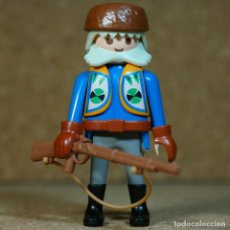 Playmobil: PLAYMOBIL TRAMPERO LEJANO OESTE WESTERN , CUSTOM. Lote 191025321