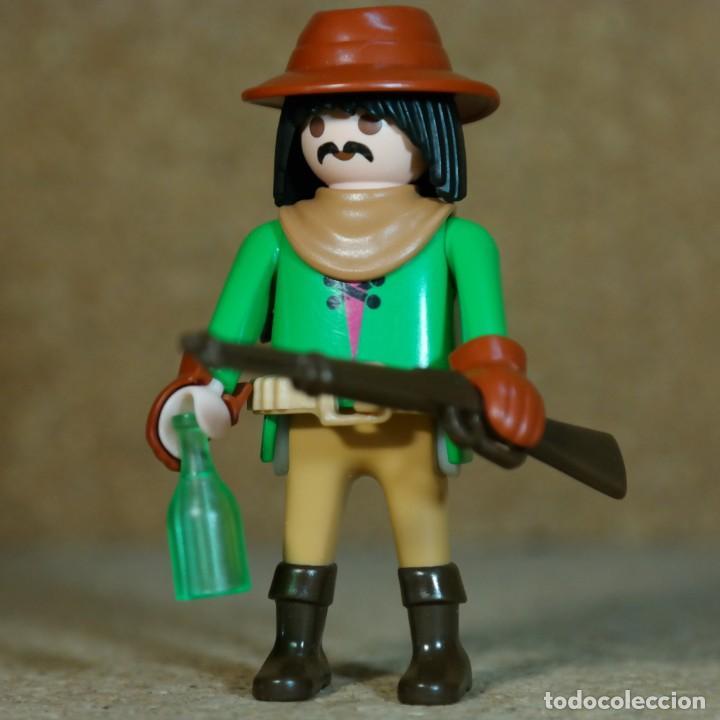 Playmobil: Playmobil vaquero bandido mexicano lejano oeste western , custom - Foto 2 - 164877670