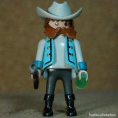 Playmobil: PLAYMOBIL VAQUERO BANDIDO LEJANO OESTE WESTERN , CUSTOM. Lote 164877838