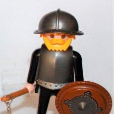 Playmobil - PLAYMOBIL MEDIEVAL FIGURA GUERRERO DEL CASTILLO - 165107350