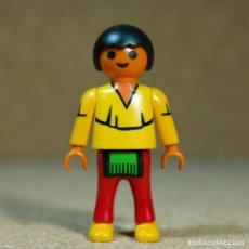 Playmobil: PLAYMOBIL NIÑO INDIO LEJANO OESTE WESTERN. Lote 165700854