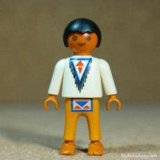 Playmobil: PLAYMOBIL NIÑO INDIO LEJANO OESTE WESTERN. Lote 165700858