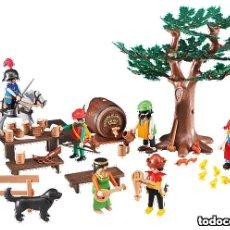 Playmobil: PLAYMOBIL FESTIN MEDIEVAL 6464 3627 NUEVO EN BOLSA CERRADA UN CLÁSICO DE LOS AÑOS 90. Lote 165726718