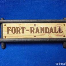 Playmobil: PLAYMOBIL CARTEL FORT RANDALL. Lote 165806958