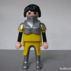 Playmobil: PLAYMOBIL FIGURA MEDIEVAL CORAZA ARMADURA. Lote 165818750
