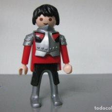 Playmobil: PLAYMOBIL FIGURA MEDIEVAL CORAZA ARMADURA . Lote 165819050