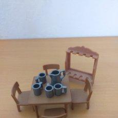 Playmobil: PLAYMOBIL ACCESORIOS FUERTE, OESTE, WESTERN. Lote 166402920
