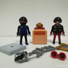 Playmobil - PLAYMOBIL LOTE LADRONES - 166720550